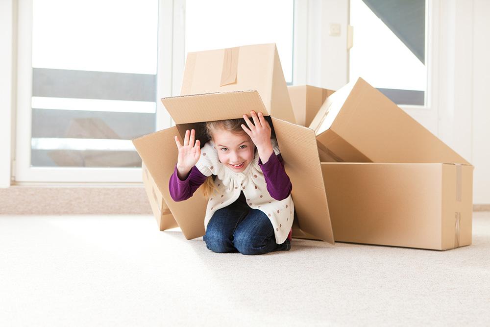 Μετακόμιση και παιδιά – Χρήσιμες συμβουλές