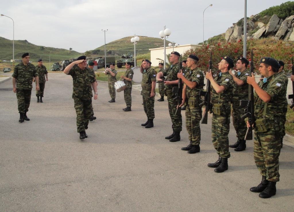 Μετακομίσεις στρατιωτικών