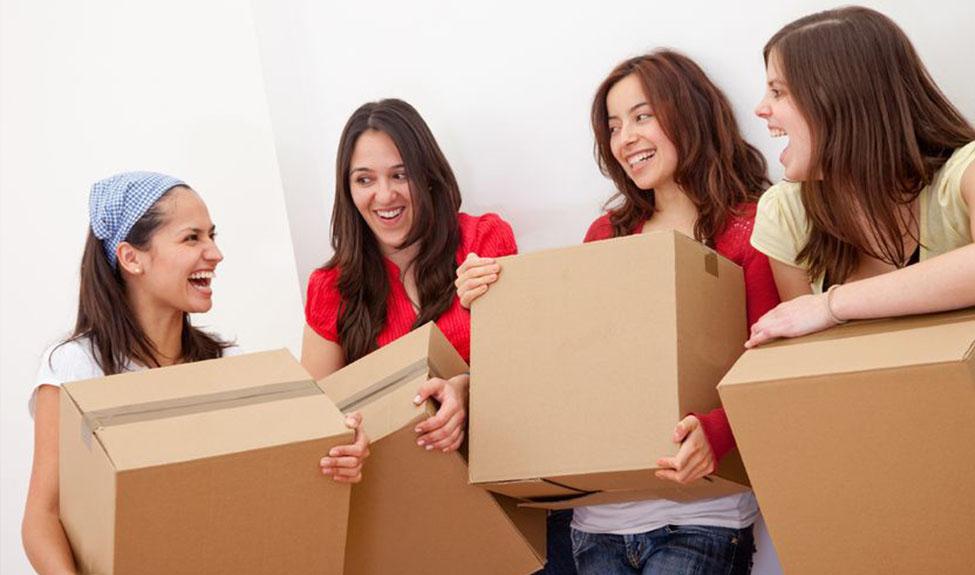 Μετακόμιση για φοιτητές – Χρήσιμες συμβουλές