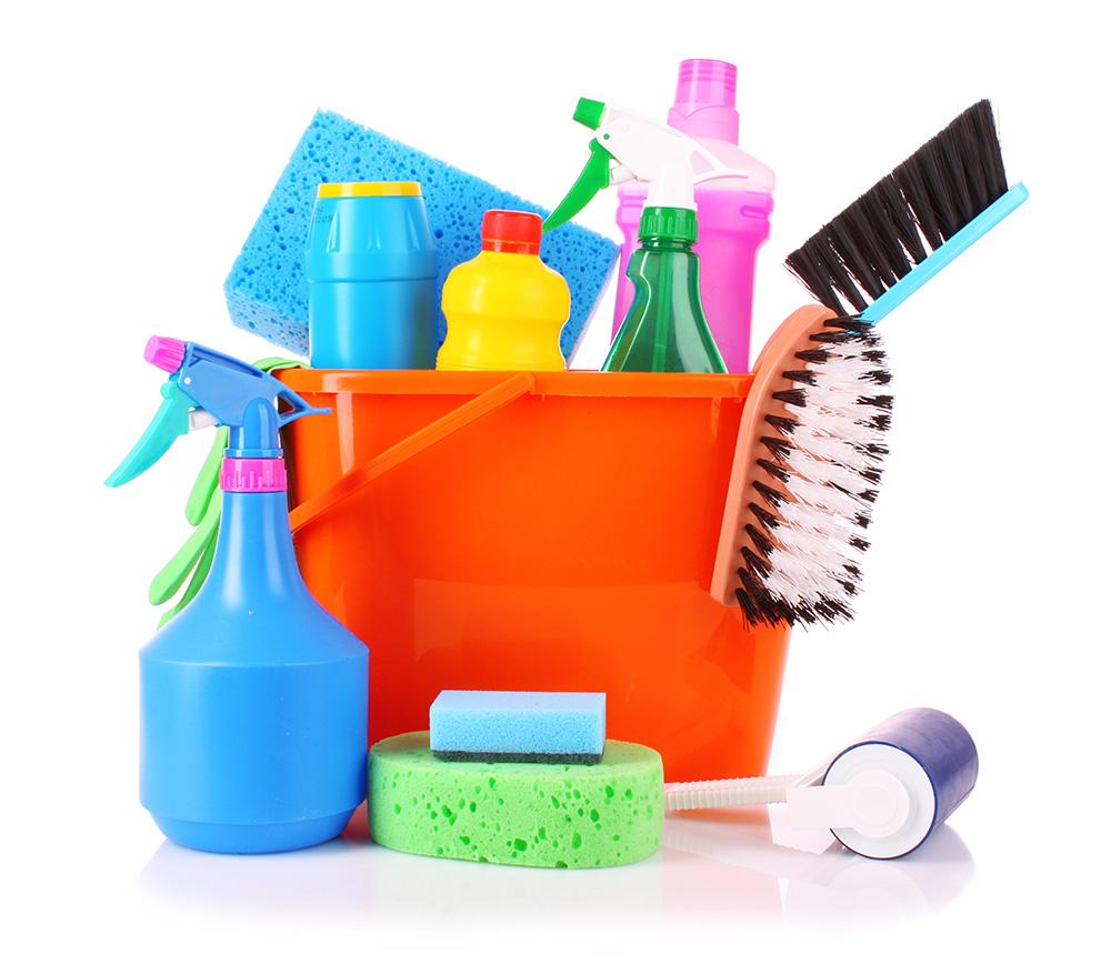 Μετακόμιση και καθαριότητα