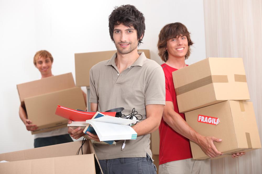 Φοιτητική μετακόμιση – Γρήγορα, εύκολα, οικονομικά